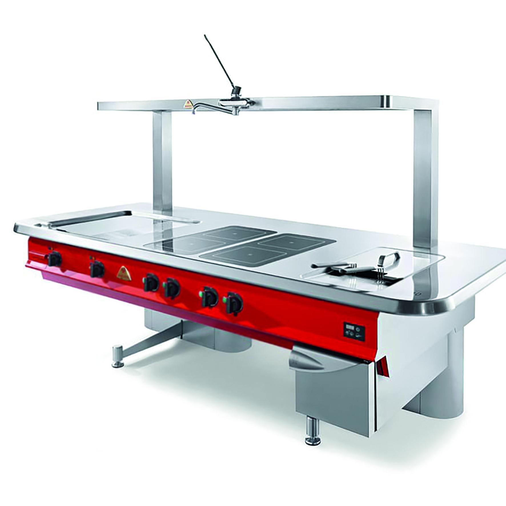 Cucina - Piano Cottura